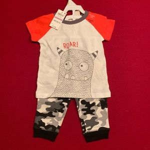 Brand New Boy Outfit from Macy's!